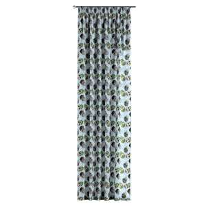 Pencil pleat curtains 130 x 260 cm (51 x 102 inch) in collection Freestyle, fabric: 141-01