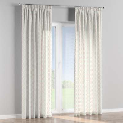 Pencil pleat curtains in collection SALE, fabric: 141-49