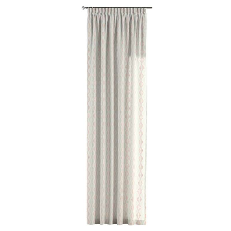 Pencil pleat curtain in collection SALE, fabric: 141-49