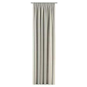 Vorhang mit Kräuselband 130 x 260 cm von der Kollektion Avinon, Stoff: 129-66