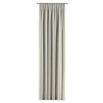 Vorhang mit Kräuselband 1 Stck. 130 x 260 cm von der Kollektion Avinon, Stoff: 129-66