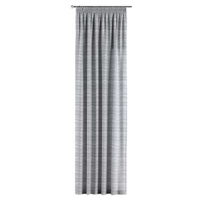 Pencil pleat curtains in collection Damasco, fabric: 141-72