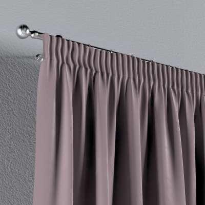 Gardin med rynkebånd 1 stk. fra kollektionen Velvet, Stof: 704-14