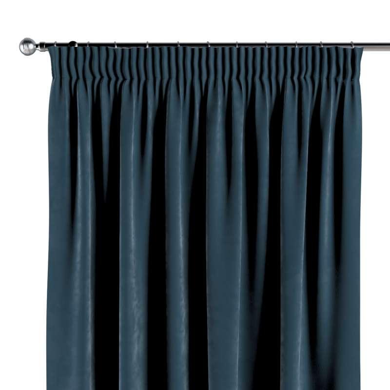 Függöny ráncolóval a kollekcióból Velvet  Lakástextil, Dekoranyag: 704-16