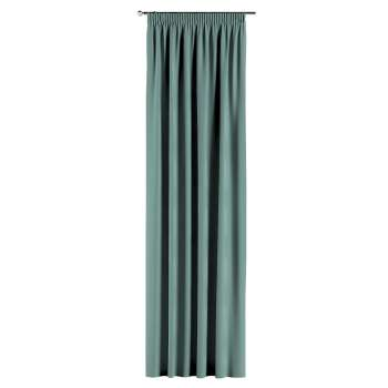 Gardin med rynkebånd 1 stk. fra kollektionen Velvet, Stof: 704-18