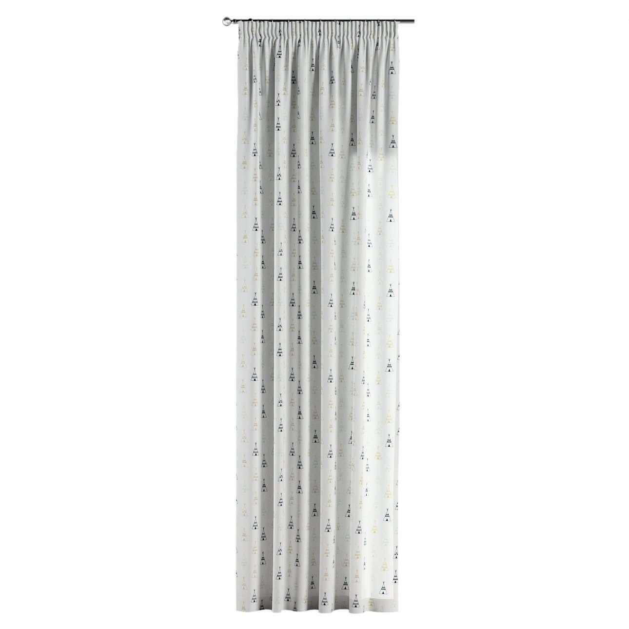 Függöny ráncolóval a kollekcióból Adventure Lakástextil, Dekoranyag: 141-84