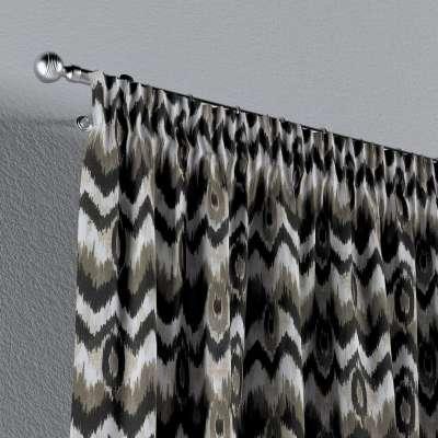 Gardin med rynkebånd 1 stk. fra kolleksjonen Modern, Stoffets bredde: 141-88