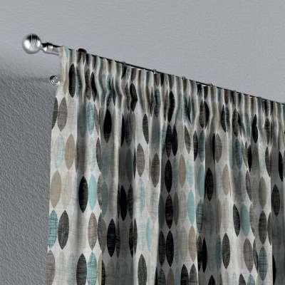 Gardin med rynkebånd 1 stk. fra kolleksjonen Modern, Stoffets bredde: 141-91