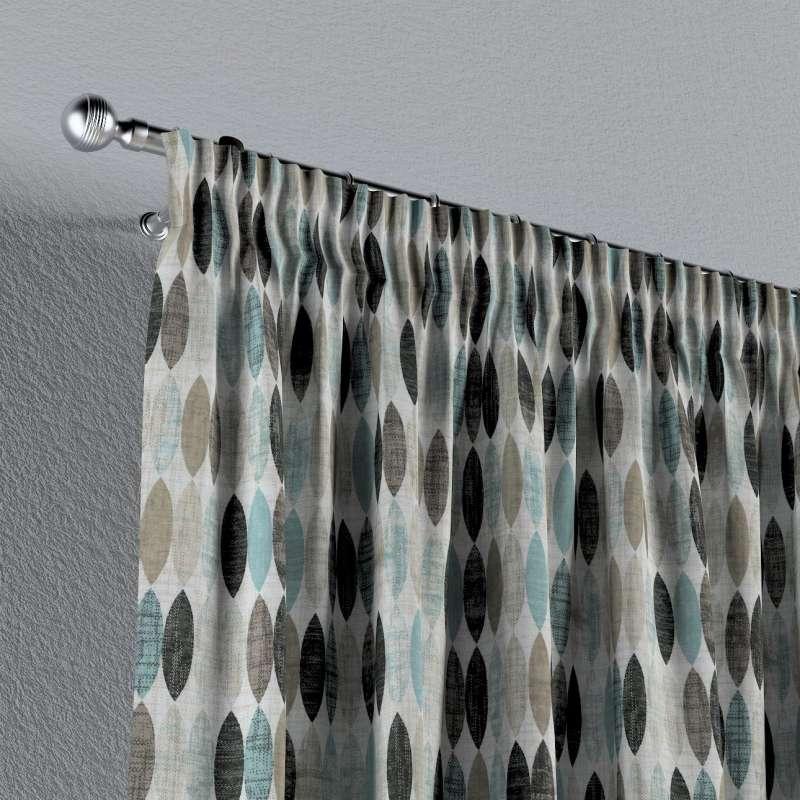 Gardin med rynkebånd 1 stk. fra kollektionen Modern, Stof: 141-91