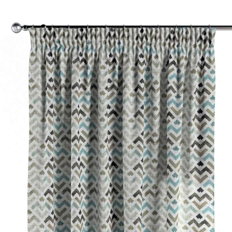Gardin med rynkebånd 1 stk. fra kollektionen Modern, Stof: 141-93