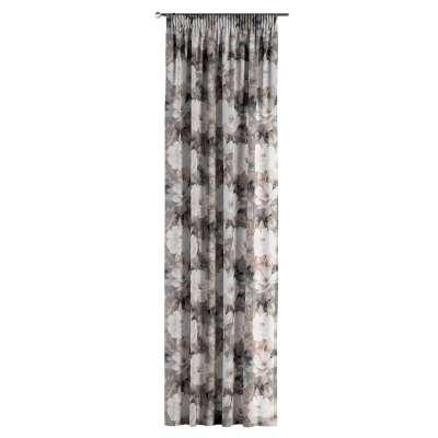 Závěs s řasící páskou v kolekci Gardenia, látka: 142-13