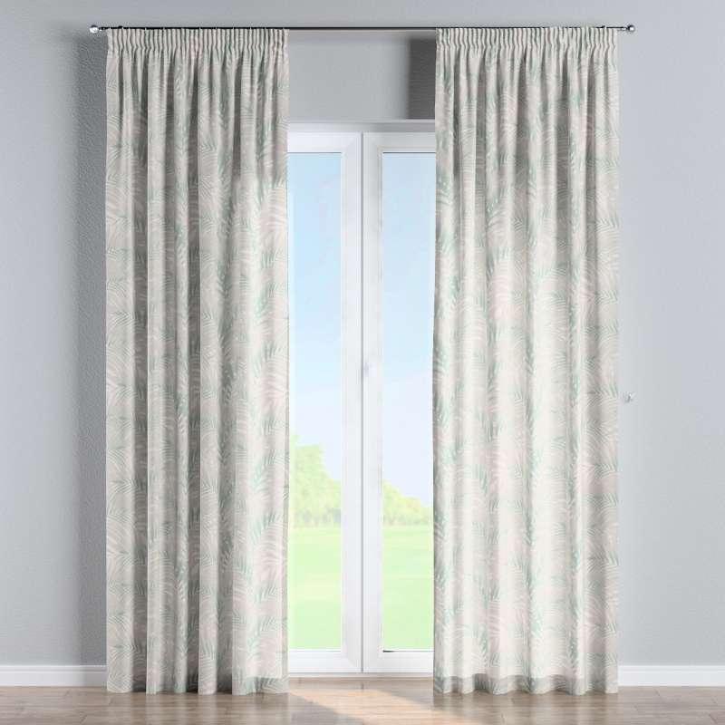 Függöny ráncolóval a kollekcióból Gardenia Lakástextil, Dekoranyag: 142-15