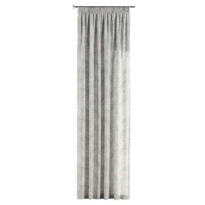 Zasłona na taśmie marszczącej 1 szt. w kolekcji Gardenia, tkanina: 142-15
