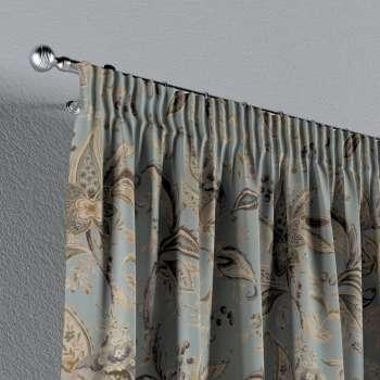 Gardin med rynkebånd 1 stk. fra kollektionen Gardenia, Stof: 142-18