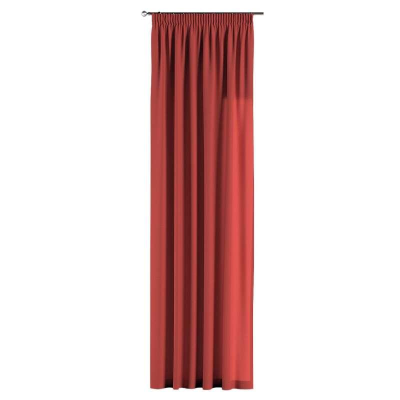 Függöny ráncolóval a kollekcióból SALE, Dekoranyag: 142-33