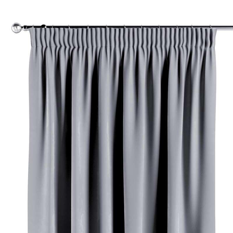 Függöny ráncolóval a kollekcióból Velvet  Lakástextil, Dekoranyag: 704-24