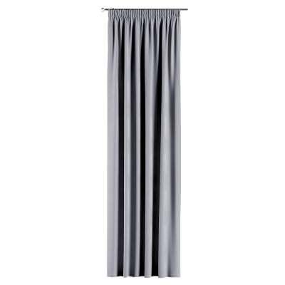 Gardin med rynkebånd 1 stk. fra kolleksjonen Velvet, Stoffets bredde: 704-24