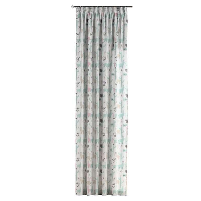 Vorhang mit Kräuselband 1 Stck. von der Kollektion Magic Collection, Stoff: 500-01