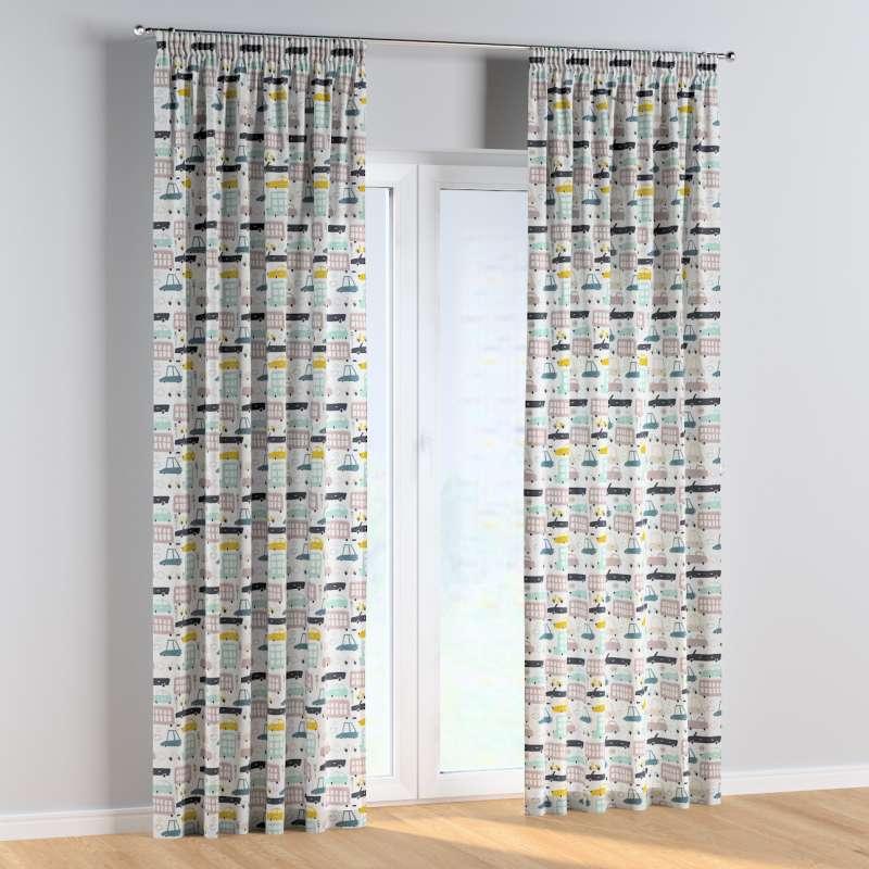 Vorhang mit Kräuselband 1 Stck. von der Kollektion Magic Collection, Stoff: 500-02