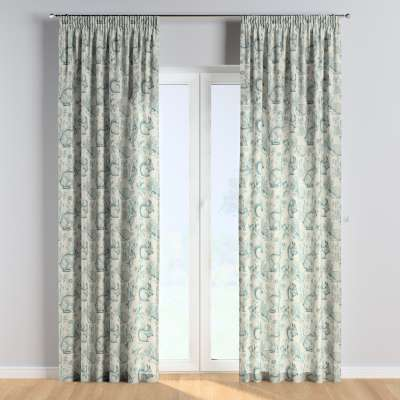 Pencil pleat curtains in collection Magic Collection, fabric: 500-04