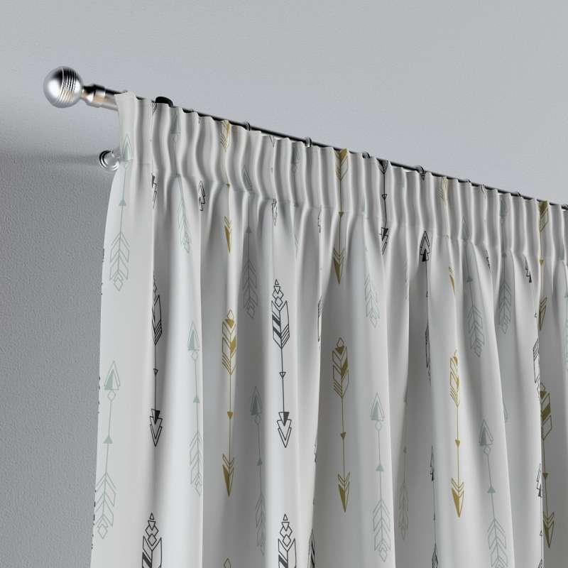 Vorhang mit Kräuselband 1 Stck. von der Kollektion Magic Collection, Stoff: 500-07