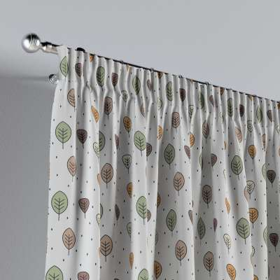 Pencil pleat curtains in collection Magic Collection, fabric: 500-09