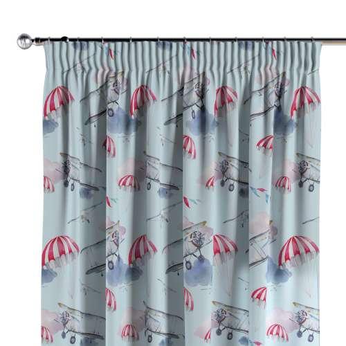 Vorhang mit Kräuselband 1 Stck.