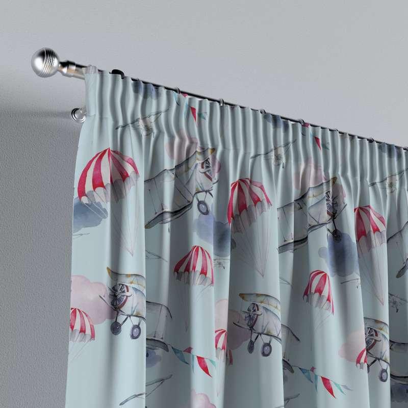 Vorhang mit Kräuselband 1 Stck. von der Kollektion Magic Collection, Stoff: 500-10