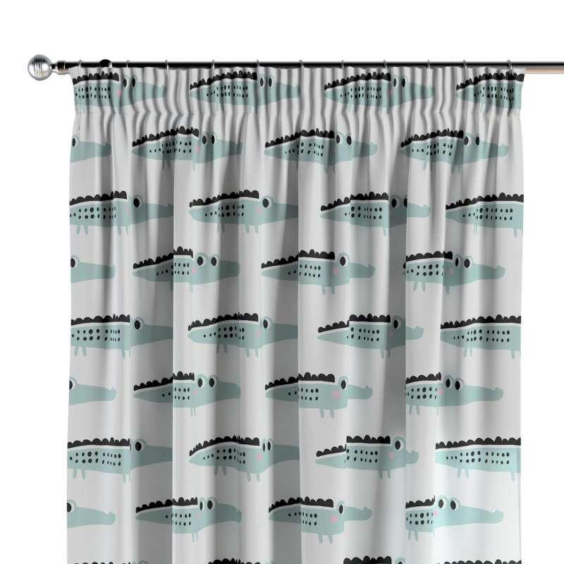 Vorhang mit Kräuselband 1 Stck. von der Kollektion Magic Collection, Stoff: 500-11