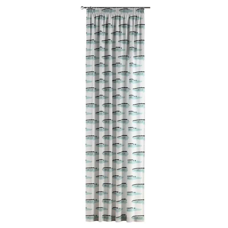 Pieštukinio klostavimo užuolaidos 1vnt. kolekcijoje Magic Collection, audinys: 500-11