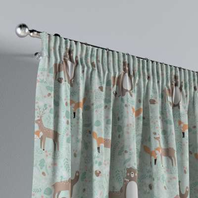 Pencil pleat curtains in collection Magic Collection, fabric: 500-15