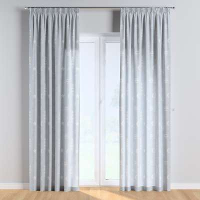 Pencil pleat curtains in collection Magic Collection, fabric: 500-16
