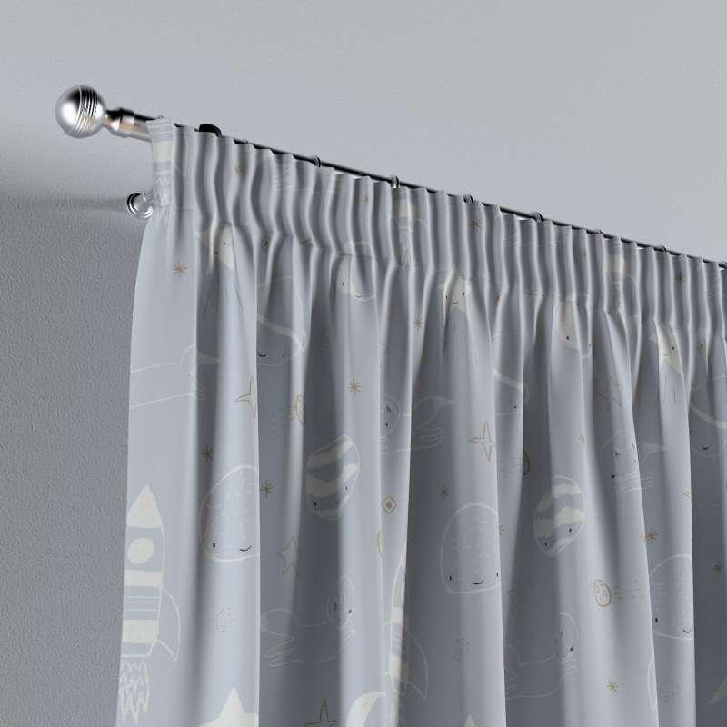 Vorhang mit Kräuselband 1 Stck. von der Kollektion Magic Collection, Stoff: 500-16