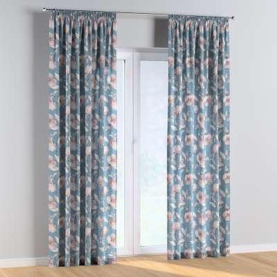 Vorhang mit Kräuselband 1 Stck. 500-18 blau Kollektion Magic Collection