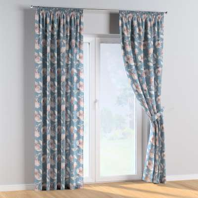 Pencil pleat curtains in collection Magic Collection, fabric: 500-18