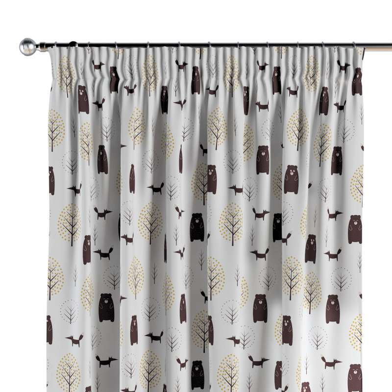 Vorhang mit Kräuselband 1 Stck. von der Kollektion Magic Collection, Stoff: 500-19