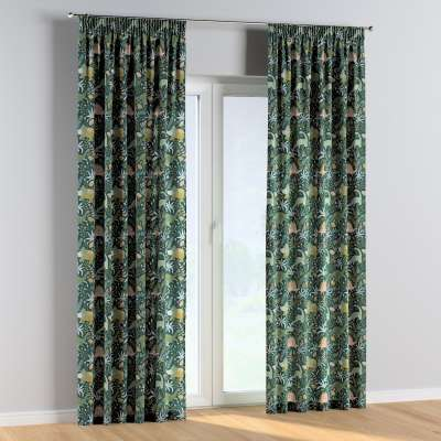 Pencil pleat curtains 500-20  Collection Magic Collection