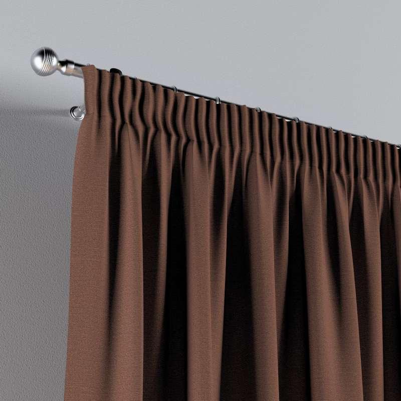 Vorhang mit Kräuselband 1 Stck. von der Kollektion Happiness, Stoff: 133-09