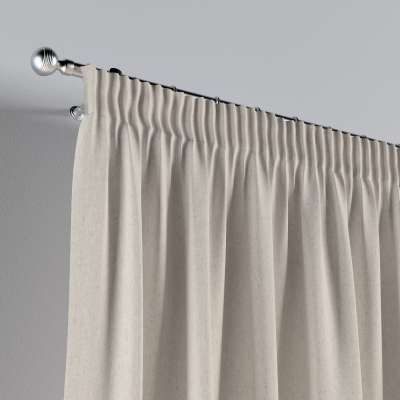 Pencil pleat curtains in collection Happiness, fabric: 133-65