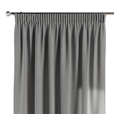 Pencil pleat curtains in collection Happiness, fabric: 133-24