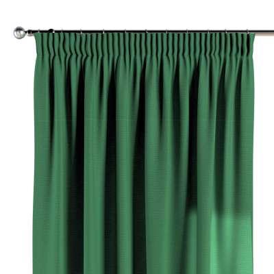 Vorhang mit Kräuselband 1 Stck. 133-18 grün Kollektion Happiness