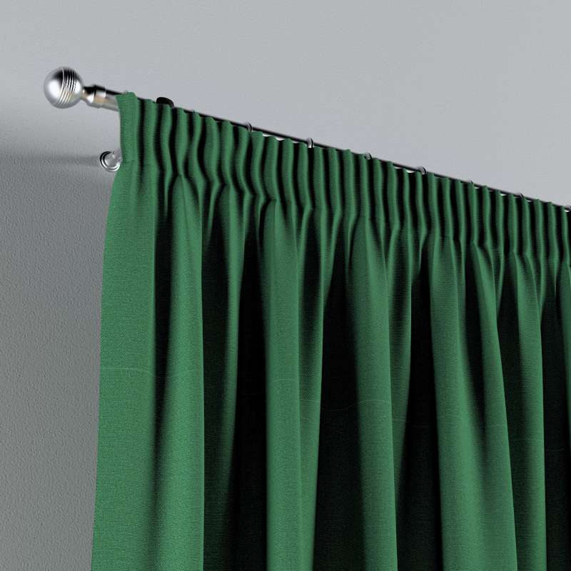Pencil pleat curtains in collection Happiness, fabric: 133-18