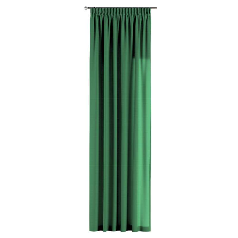 Vorhang mit Kräuselband 1 Stck. von der Kollektion Happiness, Stoff: 133-18