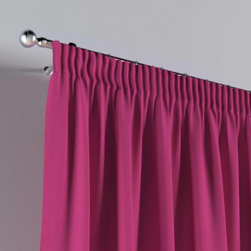 Vorhang mit Kräuselband 1 Stck. von der Kollektion Happiness, Stoff: 133-60