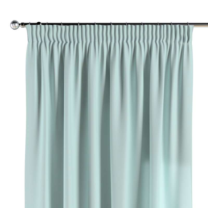 Pencil pleat curtains in collection Cotton Story, fabric: 702-10