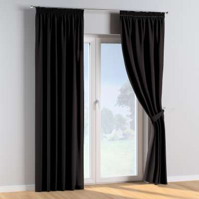 Pencil pleat curtains in collection Cotton Story, fabric: 702-09