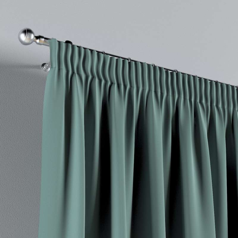 Vorhang mit Kräuselband 1 Stck. von der Kollektion Posh Velvet, Stoff: 704-18