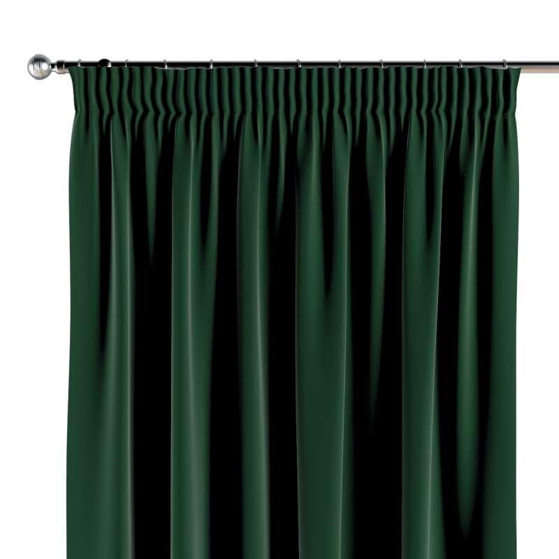 Vorhang mit Kräuselband 1 Stck. von der Kollektion Posh Velvet, Stoff: 704-13
