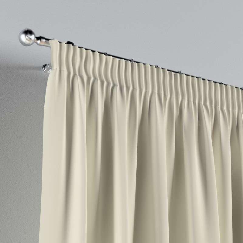 Vorhang mit Kräuselband 1 Stck. von der Kollektion Posh Velvet, Stoff: 704-10