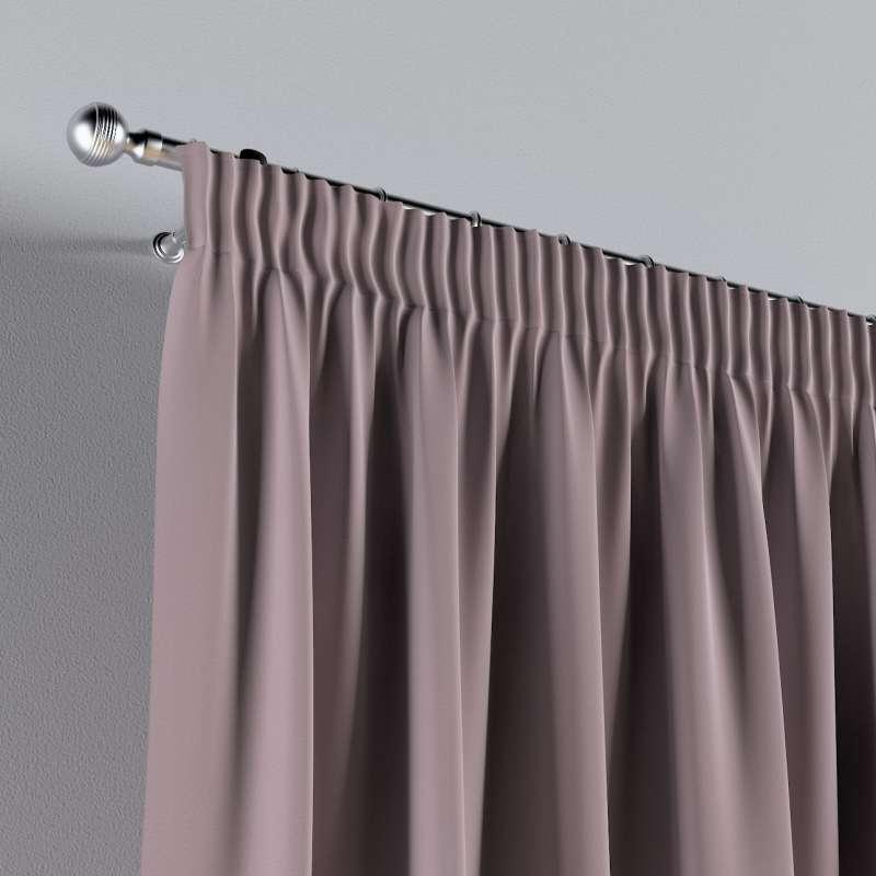 Vorhang mit Kräuselband 1 Stck. von der Kollektion Posh Velvet, Stoff: 704-14